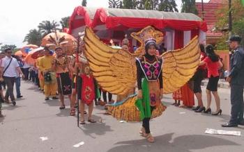 Bupati Kotawaringin Barat bakal menggelar festival budaya bertepatan dengab momen HUT Kotawaringin Barat.