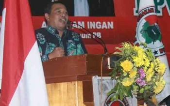 Wagub Kalteng, Habib H Said Ismail.