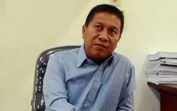 Wakil Ketua Komisi C DPRD Kota Palangka Raya, Subandi.