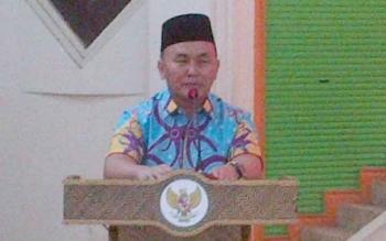 Mulai Hari Ini Gubernur Kalteng Ngantor di Barito Selatan