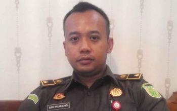 Kasi Pidanan Umum Kejaksaan Negeri Kapuas Ario Wicaksono