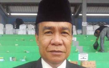Andreas Nuah, Kepala Badan Pengelolaan Pajak dan Retribusi Daerah(BPPRD) Kabupaten Kapuas.