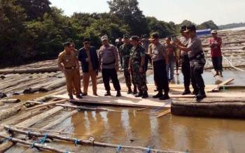 Gubernur Tenggat Dua Bulan kepada Bupati DAS Barito Dirikan Sawmill