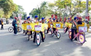 Lomba Sepeda Hias Diharapkan Jadi Agenda Tahunan HUT Kemerdekaan RI