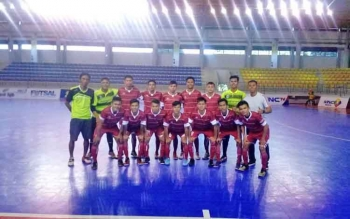 Tim Futsal Kalteng.