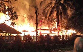 Agar Isu Tidak Melebar, Polisi Harus Segera Ungkap Kebakaran MAN Sampit