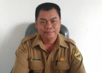 Kepala Dinas Komunikasi dan Informatika, Statistik dan Persandian, Kabupaten Gunung Mas Dihel.