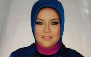 Ketua DPW Partai Nasdem Kalimantan Tengah Faridawaty Darland Atjeh