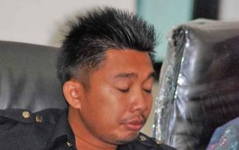 Anggota DPRD Kabupaten Barito Utara Mustafa Joyo Muchtar.