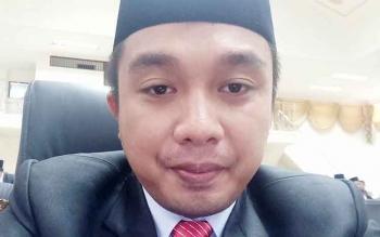 Anggota DPRD Barito Utara, Mustafa Joyo Muchtar