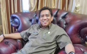 Ketua DPD Golkar Kotim, H Supriadi