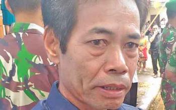 Anggota DPRD Gunung Mas, Riantoe