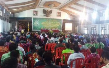 Sosialisasi serentak TP4D tentang Dana Desa