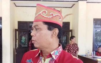 Kepala DPMPD Kotim, Redi Setiawan.