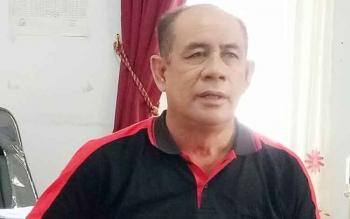 Kepala Disparpora Gumas, Suprapto Sungan.