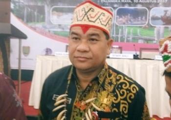 Kepala Dinas Kebudayaan dan Pariwisata Kalteng Guntur Talajan.