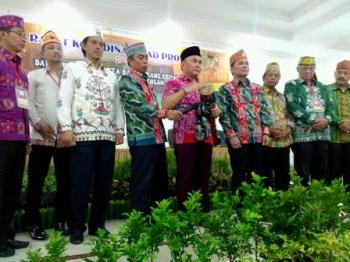 Gubernur Buka Rakor DAD Kalteng