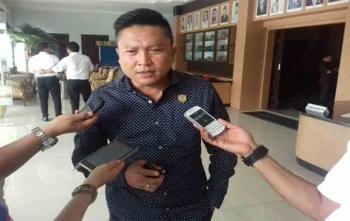 Anggota DPRD Kotim, Dadang H Syamsu