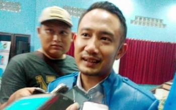Ketua DPD KNPI Kalteng, Fairid Naparin.