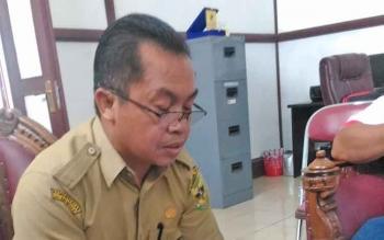 Kepala Dinas Transmigrasi Tenaga Kerja Koperasi dan UKM Kabupaten Gumas, Letus Guntur.