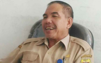 Kabag Kesra dan Kemasyarakatan Setda Gumas, Tito Andreas.