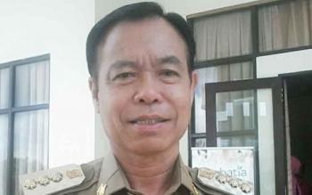 Bupati Kabupaten Katingan Sakariyas menegaskan dirinya bakal maju di pilkada serentak 27 Juni 2018.
