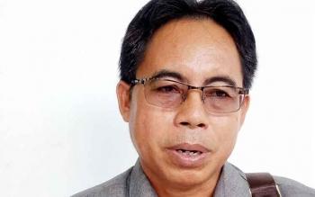 Ketua LPPD Kabupaten Gunung Mas, Herbery Y Asin
