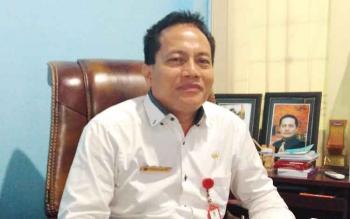 Kepala Disdukcapil Barito Utara, Drs Ledianto