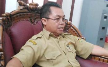 Kepala Dinas Transmigrasi Tenaga Kerja Koperasi dan UKM Kabupaten Gumas, Letus Guntur