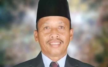Ketua KPU Kota Palangka Raya Eko Riadi