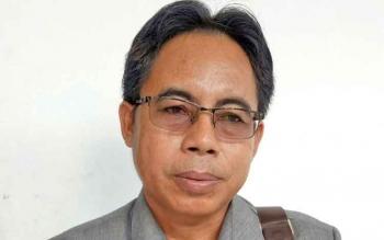 Ketua LPPD Gumas, Herbert Y Asin.