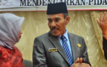 Wakil Ketua II DPRD Barito Utara, H Acep Tion