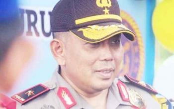 Kapolda Kalteng Brigadir Jenderal Anang Revandoko.