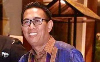 Kepala Badan Penelitian dan Pengembangan Kota Palangka Raya, Barit Rayanto.