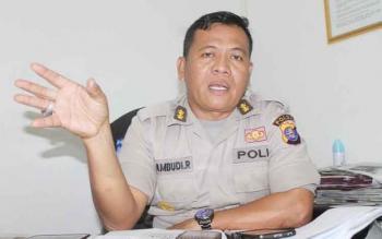 Yansen Binti Dimintai Keterangan Oleh Penyidik Ditreskrimum Polda Kalteng