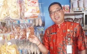 Kepala Dinas Perikanan, Heriyanto