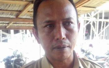 Kapala Bidang Perumahan dan Pemukiman DPUPRPKP Kapuas Satriadi, ST. MT.