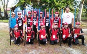 Kontingen Kwarcab Kabupaten Gunung Mas