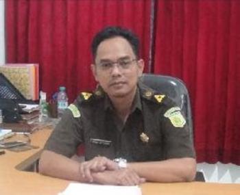 Kasi Pidana Umum Kejari Kotim, Herry Setiawan.