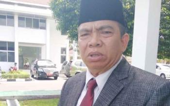 Inspektur Kalteng Saidina Aliasnyah