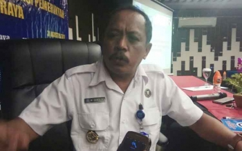 Kepala Badan Narkotika Nasional (BNN) Kota Palangka Raya, Muhammad Soedja\\\'i.
