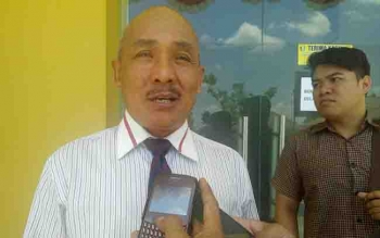 Penasihat hukum Yansen Binti, Sukah L Nyahun.