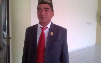 Ketua DPRD Barito Selatan Tamarzam