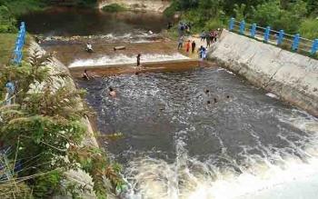 Dinas Pariwisata Barito Utara Perindah Objek Wisata
