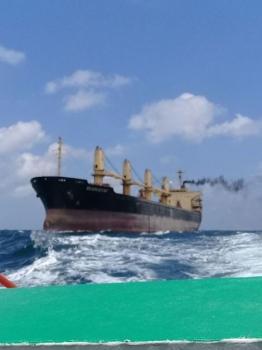 Kapal Cargo Golden Destiny