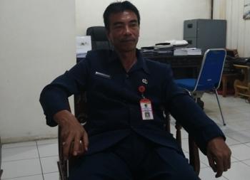 Kepala Dinsos PMD Barito Utara, Sugianto Panala Putra.