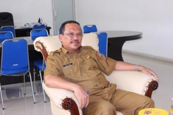 Kepala Bakeuda Kalteng, Nuryakin.
