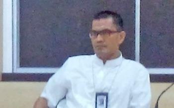 Kepala Badan pusat statistik (BPS) Kalteng, Hanif Yahya