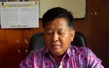 Kepala Dinas Sosial Pemberdayaan Masyarakat Desa Pemberdayaan Perempuan dan Perlindungan Anak (Dinsos PMDPP-PA) Sukamara, Banjarnahor.