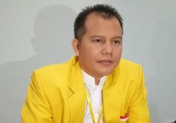 Ketua DPD Partai Golkar Gumas, Jaya S Monong.